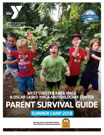West Chester & Oscar Lasko Y - Parent Survival Guide - Camp 2017