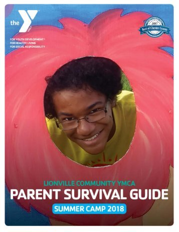 Lionville - Parent Survival Guide - Camp 2017
