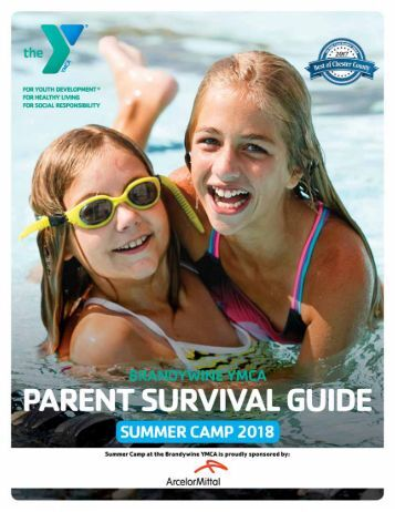Brandywine - Parent Survival Guide - Camp 2017