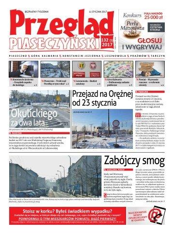 Przegląd Piaseczyński, Wydanie 132