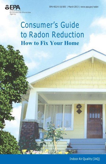 to Radon Reduction