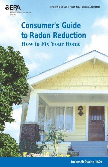 to Radon Reduction