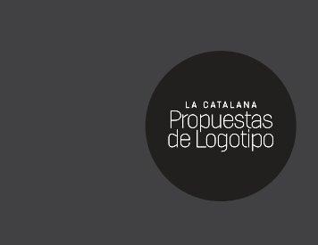 Presentación Logotipo La Catalana