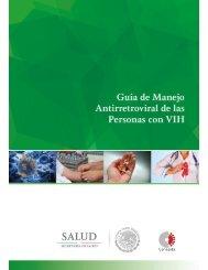 GUÍA MANEJO ANTIRRETROVIRAL PERSONAS VIH