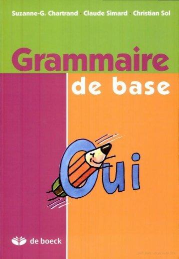-grammaire-de-base