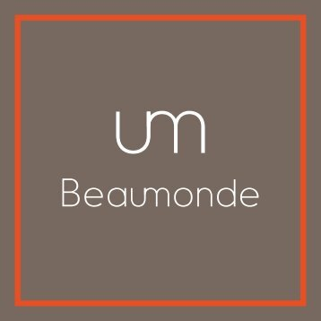 Menu UMBeaumonde 2017