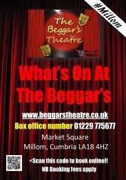 New Beggar's Theatre Brochure 2017