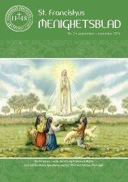 St. Franciskus Xaverius menighetsblad nr 2 2016