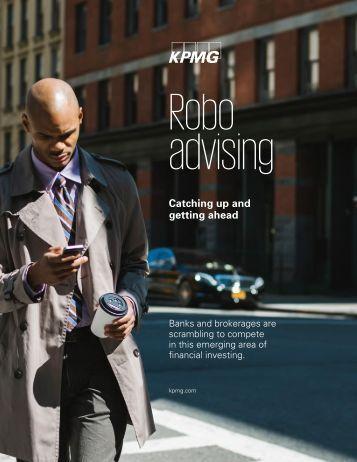 Robo advising