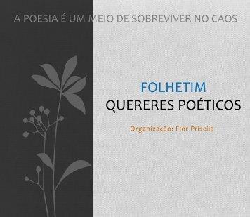Folhetim quereres poéticos 1