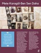 Çay Dergi / Ocak Sayısı - Page 7
