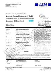 Deutschen Kalibrierdienst - dkd-lsm.de