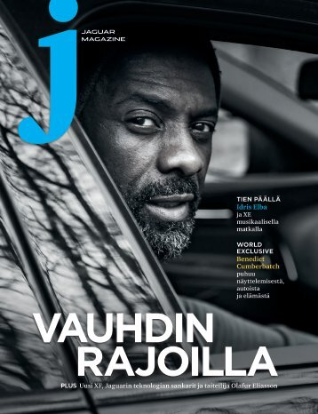Jaguar Magazine DYNAMIC – Finnish