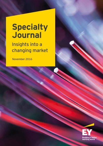 Specialty Journal