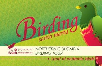 brochur birding