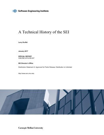 A Technical History of the SEI