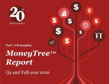 MoneyTree Report