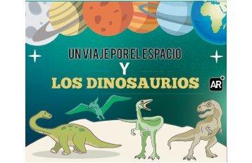 Libro de Animales y Dinosaurios con Realidad Aumentada