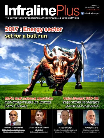 2017  Energy sector