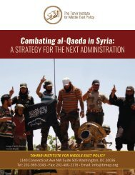 Combating al-Qaeda in Syria