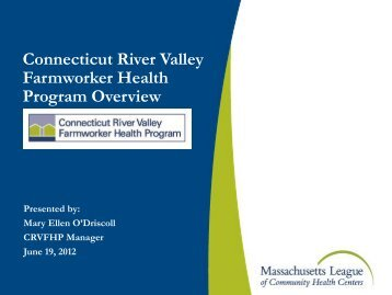UConn Symposium Presentation - Massachusetts League of ...