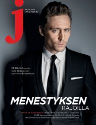 Jaguar Magazine BLOCKBUSTER – Finnish