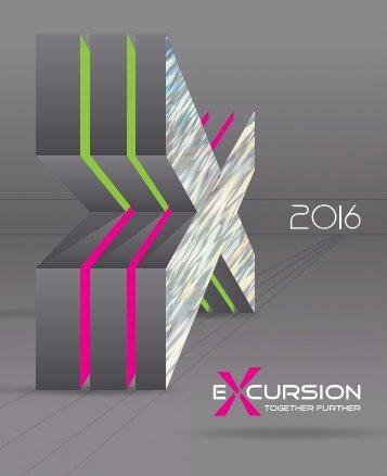 EXCURSOIN 2016