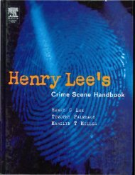 Crime Scene Handbook - Academic Program Pages at Evergreen