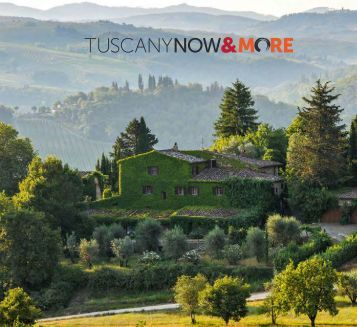 Tuscany Now and More Brochure 2016