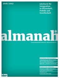 Almanah 2016 ansicht