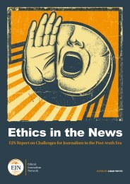 Ethics in the News