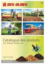 Catalogue des produits Groenrecycling_FR
