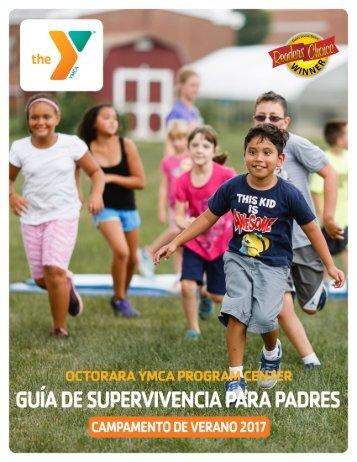 Octorara - Guia de Supervivencia Para Padres - Camp 2017