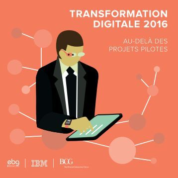 TRANSFORMATION DIGITALE 2016