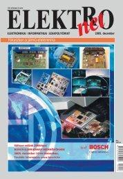 Részletes vásár- és konferencianaptár - Elektro Net