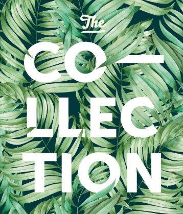 CATALOGO THE COLLECTION 2017 ESPAÑOL