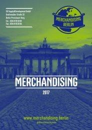 Merchandising-Katalog 2017