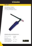 CATALOGO LP WELDING - TORCE TIG - Page 3