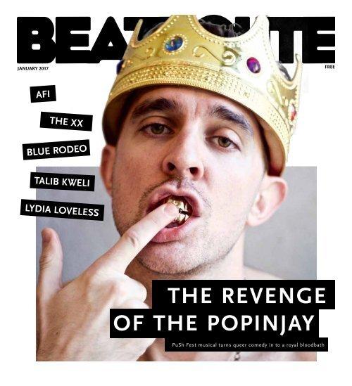 BeatRoute Magazine B.C. print e-edition - January 2017