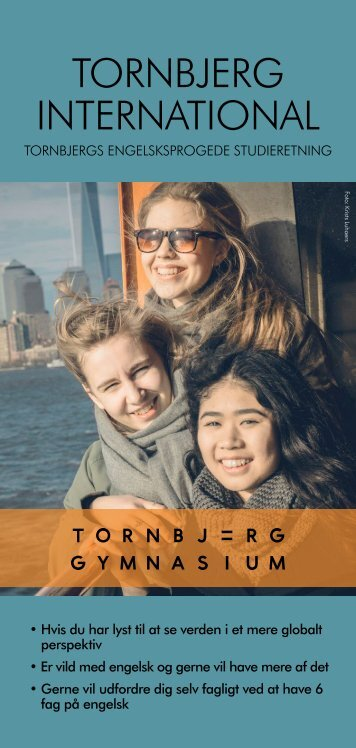 TORNBJERG INTERNATIONAL