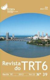 Revista do TRT 6 Nº 39