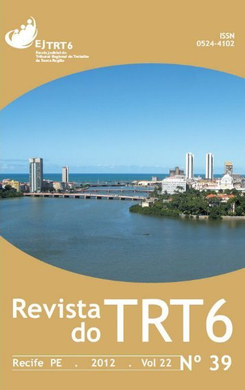 Revista do TRT 6 Nº 39