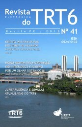 Revista Eletrônica do TRT 6 Nº 41