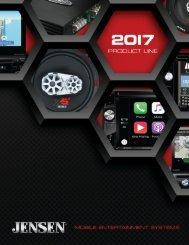 Jensen Catalog 2017 V.1.0