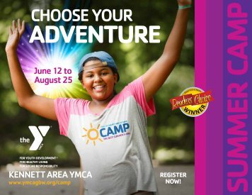 Kennett Camp Guide 2017