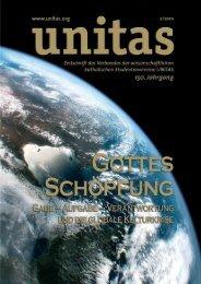 UNITAS-Ausgabe 2/2010