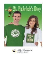 St. Patrick's Day Catalog