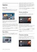 Philips DesignLine Smart TV Edge LED 3D - Mode d'emploi - LAV - Page 3