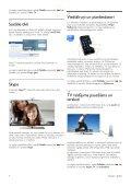 Philips DesignLine Smart TV Edge LED 3D - Mode d'emploi - LAV - Page 4