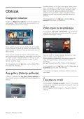 Philips DesignLine Smart TV Edge LED 3D - Mode d'emploi - SRP - Page 3